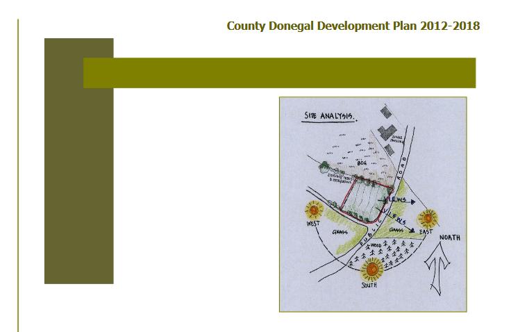 county donegal development plan